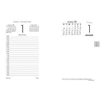 Collins 13E Refill Calendar Odd Year