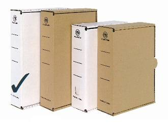 FM Storage Carton F/cap White