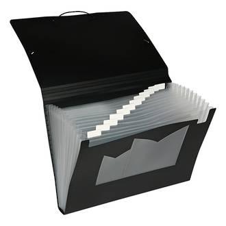 FM Expanding Concertina Eco A4 PP 13 Pocket File