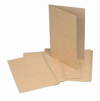 FM File Folders Kraft A4 Pack 100