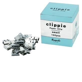 Clippie Slide Paper Clip Small Pk 100