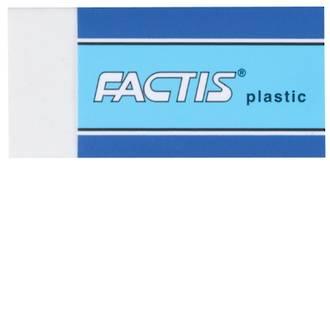 Factis Erasers P24 Soft White