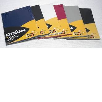 Dixon Cover Textured Black 20 Pack