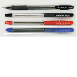 Pilot Pen BPS-GP Fine Black Capped BPS-GP-F