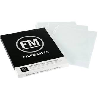 FM Copysafe Pocket A4 Heavyweight Box 50