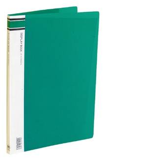 FM Display Book A4 Green 40 Pocket
