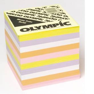Olympic Memo Cube Refill Full Height