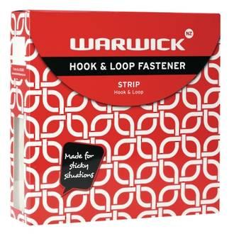 Warwick Hook & Loop Strip 5m x 20mm