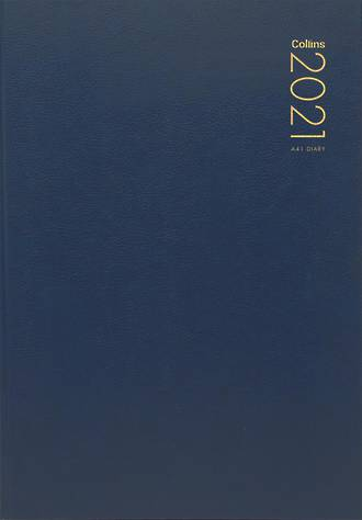 Collins A41 Navy Diary Odd Year
