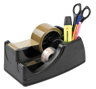 Marbig 2 In 1 Heavy Duty Tape Dispenser