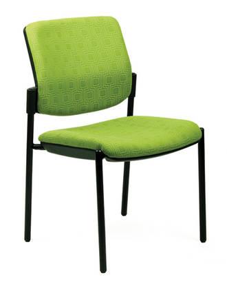 CS Venice Linea Chair Black 4 Leg