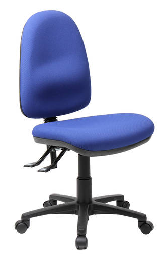 CS Alpha/Aspen Chair 2 Lever High Back