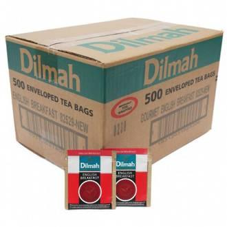Dilmah English Breakfast Tea Env 500