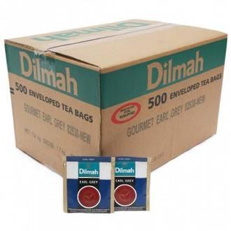 Dilmah Earl Grey Tea Env 500