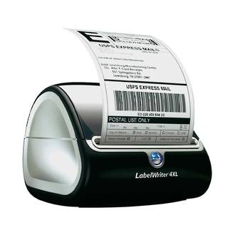 Dymo LabelWriter 4XL 10cm wide label printer