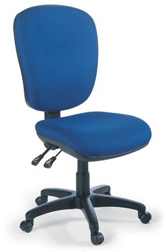 EOS Arena Chair 3 Lever High Back Quantum Fabric