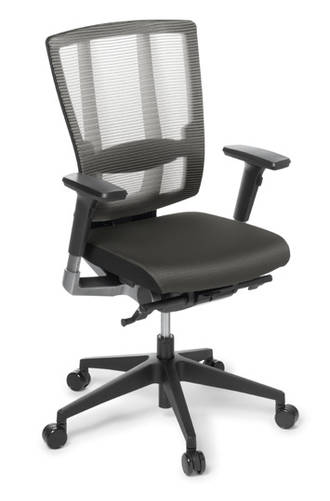 EOS Cloud Ergo Chair Synchro Mesh Back Charcoal Seat