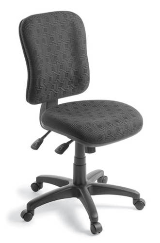 EOS Tempo Chair 3 Lever Mid Back Quantum Fabric