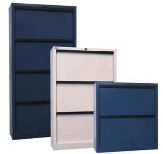 Europlan EuroTilt 4 Drawer Cabinet