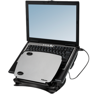 Fellowes Professional Series Laptop Workstation