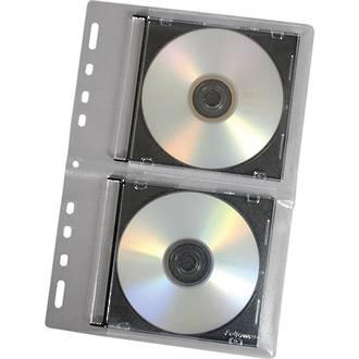 Fellowes 95304 CD Binder 10 Sheets
