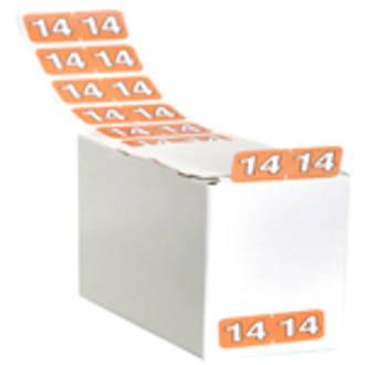 C EZi Year Labels 16x28 500