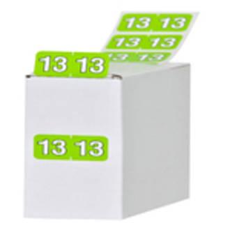 C EZi Year Labels 16x28mm 100