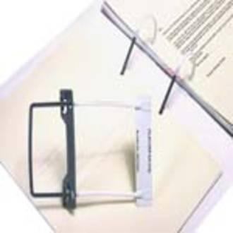 Filecorp EZi 3 Part Clip - Box 100