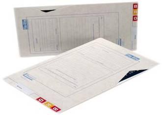 File Rite 2003  Envelope File - Top opening - No gusset