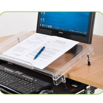 Microdesk Copyholder - Step