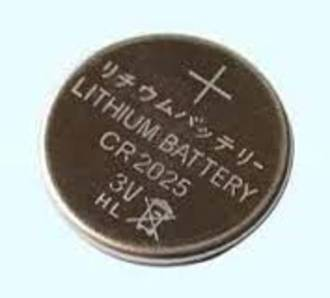 Panasonic Batteries CR2025 Coin Lithium