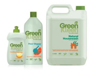 Green Kleen Sparkling Shower Cleaner 5 Litre Bottle