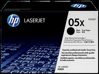 HP CE505X Toner Black (05X) * SPECIAL *