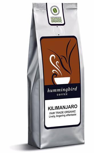 Hummingbird Coffee Filter 500g Kilimanjaro