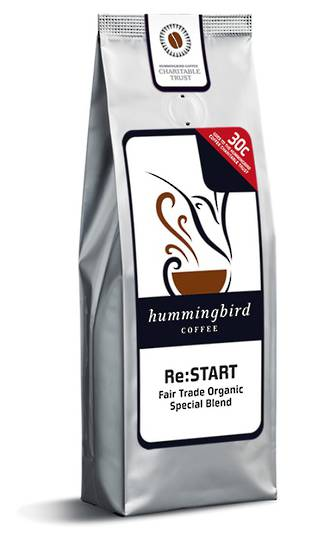 Hummingbird Coffee Plunger 200g Re:start