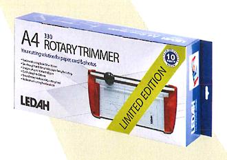 Ledah 330 A4 Metal Trimmer Ltd Edition