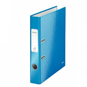 Leitz WOW Lever Arch File 180 Deg A4 50mm - 3 Colours