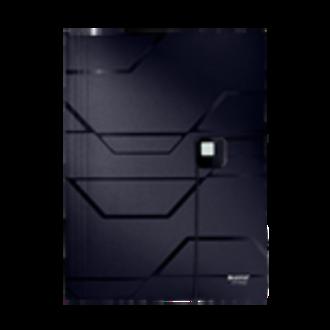 Leitz Prestige 3 Flap Folder A4 Black