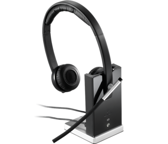 Logitech H820e Wireless Business Headset (Dual) * SPECIAL *