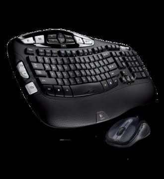 Logitech MK550 Wireless Keyboard & Mouse