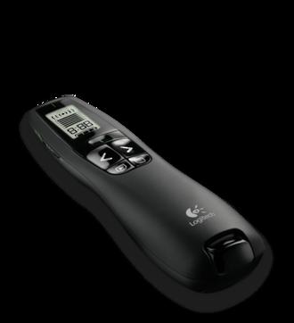 Logitech R700 Cordless Presenter with Laser Pointer