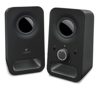 Logitech Z150 Speakers - Black