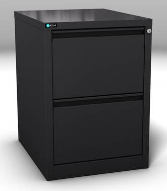 Maxim Ultra Glide 2 Drawer Vertical File Cabinet