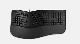 Microsoft LXM-00015 Ergonomic Keyboard USB