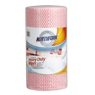 Northfork Antibacterial Wipes Heavy Duty - 4 Colours