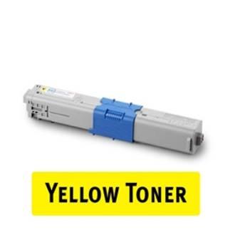 OKI 44973545 Toner Yellow 1.5K