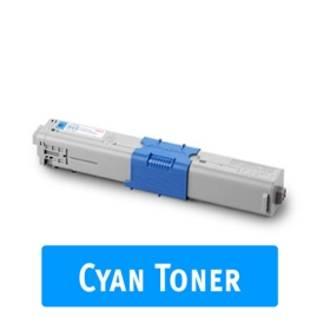 OKI 44973547 Toner Cyan 1.5K
