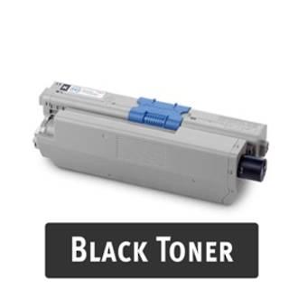 Oki 44973548 Toner Black 2.2K