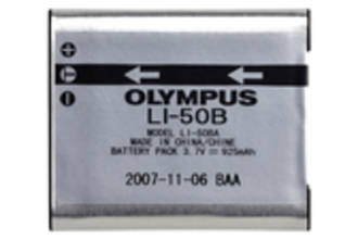 Olympus Li-50B Lithium Battery (DM-901)