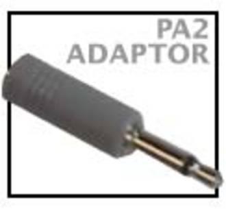 Olympus PA2 Plug Adaptor 2.5mm